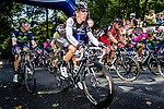 Giacomo Nizzolo (ITA) of Trek Factory Racing, Vattenfall Cyclassics, Waseberg, Hamburg, Germany, 24 August 2014, Photo by Thomas van Bracht