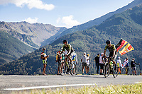 Stage 4 from Sisteron to Orcières-Merlette 160,5km<br /> <br /> 107th Tour de France 2020 (2.UWT)<br /> (the 'postponed edition' held in september)<br /> <br /> ©kramon