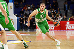Unics Kazan's player Quino Colom during match of Turkish Airlines Euroleague at Barclaycard Center in Madrid. November 24, Spain. 2016. (ALTERPHOTOS/BorjaB.Hojas)