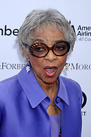 NEW YORK - JUNE 14: Ruby Dee at the 2010 Apollo Theater Spring Benefit Concert & Awards Ceremony at The Apollo Theater on June 14, 2010 in New York City.     <br /> <br /> People:  Ruby Dee