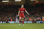 Wales wing George North.<br /> <br /> 2013 Dove Men Series<br /> Wales v South Africa<br /> Millennium Stadium<br /> 09.11.13<br /> ©Steve Pope-Sportingwales