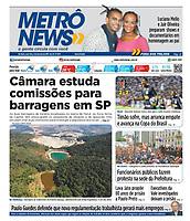 08.02.2019 - Funcionários públicos fazem protesto na sede da Prefeitura. (Foto: Fábio Vieira/FotoRua)