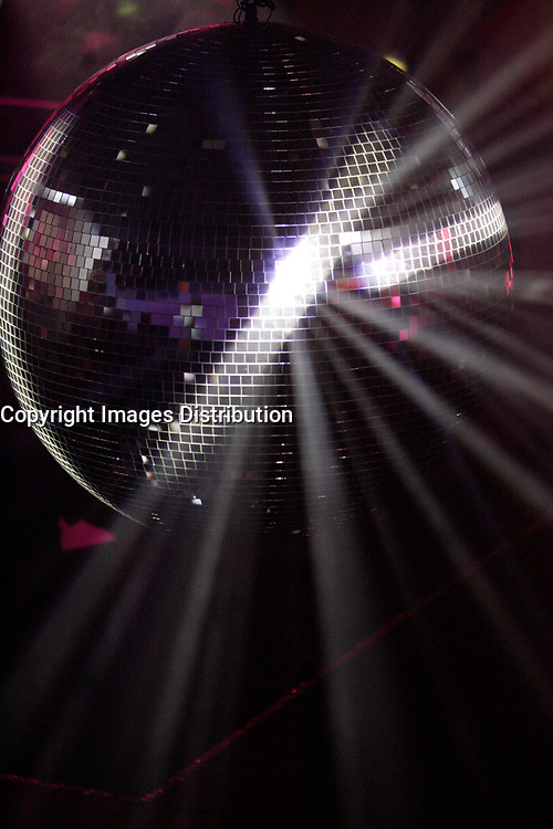 Disco Ball at OPERA club in Montreal, June 18, 2007<br /> <br /> photo (c)  Images Distribution