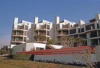 Santa Monica CA: Sea Colony Condo Complex, Neilson Way.  Photo '83.