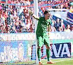 Levante's    Marino   during La Liga match. February 7, 2016. (ALTERPHOTOS/Javier Comos)