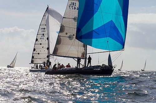 Irish Sailing is hoping there will be competitive club racing this season