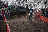 Michael Vanthourenhout (BEL/Marlux-Bingoal)<br /> <br /> Elite Men's Race<br /> UCI CX Worlds 2018<br /> Valkenburg - The Netherlands