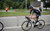 Felix Gall (AUT/DSM)<br /> <br /> 73rd Critérium du Dauphiné 2021 (2.UWT)<br /> Stage 7 from Saint-Martin-le-Vinoux to La Plagne (171km)<br /> <br /> ©kramon