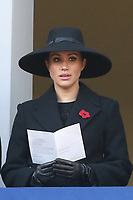 ***NO UK*** REF: MTX 193994 - Meghan, Duchess of Sussex attends the annual Remembrance Sunday memorial at The Cenotaph in London, England.  NOVEMBER 10th 2019. Credit: Trevor Adams/Matrix/MediaPunch