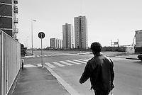 - Milan outskirtses, Corvetto area....- periferie di Milano, zona Corvetto