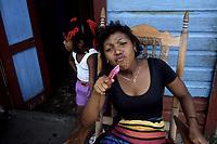 Saint-Domingue,,Republique, dominicaine,<br /> <br /> (date inconnue)<br /> <br /> PHOTO : Michel Faugere Publiphoto- Agence Quebec Presse