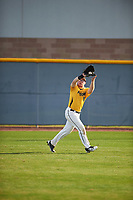 Scott Prieto (10) of Paso Robles High School in Paso Robles, California during the Baseball Factory All-America Pre-Season Tournament, powered by Under Armour, on January 14, 2018 at Sloan Park Complex in Mesa, Arizona.  (Zachary Lucy/Four Seam Images)