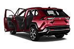 Car images of 2021 Suzuki Across GLX 5 Door SUV Doors