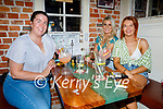 Enjoying the evening in Sean Og's on Saturday, l to r: Sarah McLoughlan, Claire Foran and Brie Curtin.