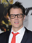 Johnny Knoxville at The Lions Gate World Premiere for The Last Stand at The Grauman's Chinese Theater in Hollywood, California on January 14,2013                                                                   Copyright 2013 Hollywood Press Agency