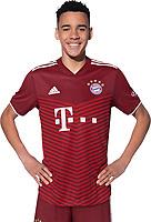 29th August 2021; Munich, Germany; FC Bayern Munich official team portraits for season 2021-22:  Jamal Musiala