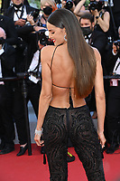 CANNES, FRANCE. July 8, 2021: Izabel Goulart at the Stillwater Premiere at the 74th Festival de Cannes.<br /> Picture: Paul Smith / Featureflash