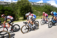 8th July 2021; Nimes, France; ALAPHILIPPE Julian (FRA) of DECEUNINCK - QUICK-STEP during stage 12 of the 108th edition of the 2021 Tour de France cycling race, a stage of 159,4 kms between Saint-Paul-Trois-Chateaux and Nimes.