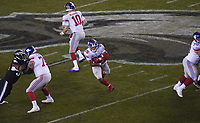 running back Saquon Barkley (26) of the New York Giants - 09.12.2019: Philadelphia Eagles vs. New York Giants, Monday Night Football, Lincoln Financial Field