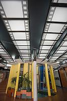 Europe/Pologne/Lodz: Ecole Supérieure d'art Cinématographique, Televisuel et Théatral rue Targowa ou furent formés Polanski, Wajda…