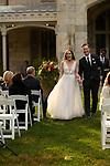 Alyson and Garrett<br /> Lyndhurst Mansion<br /> Autumn Micro-Wedding