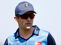 Marcus O'Riordan of Kent looks on during Kent Spitfires vs Durham, Royal London One-Day Cup Cricket at The Spitfire Ground on 22nd July 2021