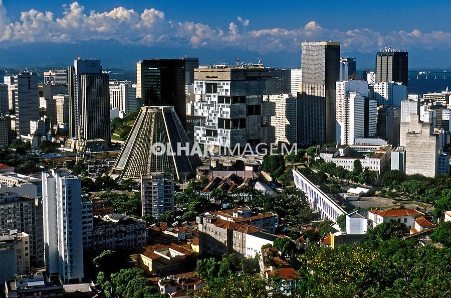Cidade do Rio de Janeiro. 2003. Foto de Ricardo Azoury.