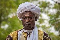 Al Muhammed (Limamin Kebi) Chief Imam.