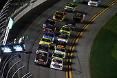 2017 Camping World Truck - NextEra Energy Resources 250<br /> Daytona International Speedway, Daytona Beach, FL USA<br /> Friday 24 February 2017<br /> Christopher Bell, Timothy Peters<br /> World Copyright: Michael L. Levitt/LAT Images<br /> ref: Digital Image levitt-0217-D500_28393