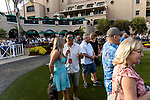 AUGUST 061 2021: Vertical Threat with Joe Bravo at the Bing Crosby Stakes for My racehorse at Del Mar Fairgrounds in Del Mar, California on August 01, 2021. Evers/Eclipse Sportswire/CSM