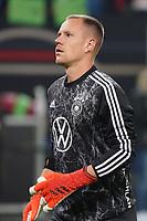 Torwart/Goalie Marc-Andre ter Stegen (Deutschland Germany) - Hamburg 08.10.2021: Deutschland vs. Rumänien, Volksparkstadion Hamburg