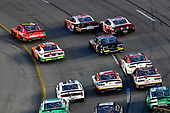 #7: Justin Allgaier, JR Motorsports, Chevrolet Camaro BRANDT Professional Agriculture and #20: Christopher Bell, Joe Gibbs Racing, Toyota Supra Ruud
