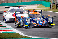 8th July 2021, Monza, Italy;   35 Dracone Francesco ita, Campana Sergio ita, BHK Motorsport, Oreca 07 - Gibson during the 2021 4 Hours of Monza practise before the  4th round of the 2021 European Le Mans Series