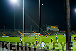 Action during the Kerry County Senior Football Championship Semi-Final match between Mid Kerry and Dr Crokes at Austin Stack Park in Tralee, Kerry.