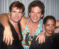 Treat Williams Rex Smith Melba Moore 1986 Photo by Adam Scull-PHOTOlink.net