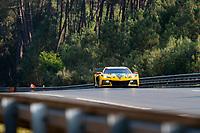 #63 CORVETTE RACING - Chevrolet Corvette C8.R: Antonio Garcia - Jordan Taylor - Nicky Catsburg , 24 Hours of Le Mans , Test Day, Circuit des 24 Heures, Le Mans, Pays da Loire, France