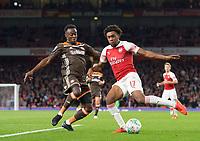 Arsenal v Brentford - Carabao cup third round - 26.09.2018
