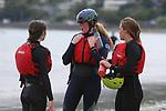 NELSON, NEW ZEALAND - JANUARY 16:  Surf Lifesaving Carnival Saturday 16 January  2021, Tahuna Beach,Nelson New Zealand. (Photo by Evan Barnes Shuttersport Limited)