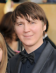 Paul Dano attends The 20th SAG Awards held at The Shrine Auditorium in Los Angeles, California on January 18,2014                                                                               © 2014 Hollywood Press Agency