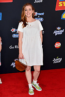 "LOS ANGELES, USA. June 12, 2019: Alyson Hannigan at the world premiere of ""Toy Story 4"" at the El Capitan Theatre.<br /> Picture: Paul Smith/Featureflash"