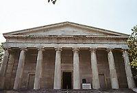 Philadelphia: Second Bank of U.S. , 1818-1824. William Strickland, architect. Photo '88.