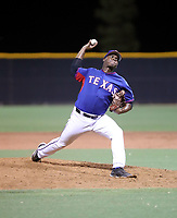 Leon Hunter - 2019 AZL Rangers (Bill Mitchell)