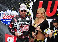 Mar. 19, 2011; Chandler, AZ, USA;  LOORRS pro lite driver Chris Brandt during round one at Firebird International Raceway. Mandatory Credit: Mark J. Rebilas-US PRESSWIRE