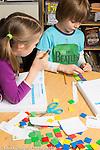 Education elementary school Grade 3 math activity