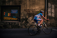 "Karel Tyrpekl (CZE) in ""Farbe im Grossformat""<br /> <br /> MEN UNDER 23 ROAD RACE<br /> Kufstein to Innsbruck: 180 km<br /> <br /> UCI 2018 Road World Championships<br /> Innsbruck - Tirol / Austria"