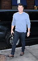 NEW YORK, NY- October 30: Nick Lachey at Build Series promoting the Nickelodeon game show, 'America's Most Musical Family' in New York City on October 30, 2019. Credit: RW/MediaPunch