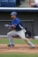 Los Angeles Dodgers Rafael Furcal during a Grapefruit League Spring Training game at Spacecoast Stadium on March 19, 2007 in Melbourne, Florida.  (Mike Janes/Four Seam Images)