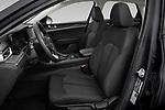 Front seat view of 2022 KIA K5 LXS-FWD 4 Door Sedan Front Seat  car photos