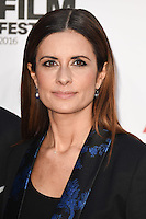 """Livia Firth<br /> at the London Film Festival 2016 premiere of """"Nocturnal Animals"""" at the Odeon Leicester Square, London.<br /> <br /> <br /> ©Ash Knotek  D3179  14/10/2016"""