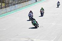 SAO PAULO, SP - 23.07.2017 - SUPERBIKE - Pilotos da Superbike 1000cc durante a quarta etapa do Superbike 2017 na manhã deste domingo (23) no autódromo de Interlagos, zona sul de São Paulo.<br /> <br /> <br /> (Fabricio Bomjardim / Brazil Photo Press)